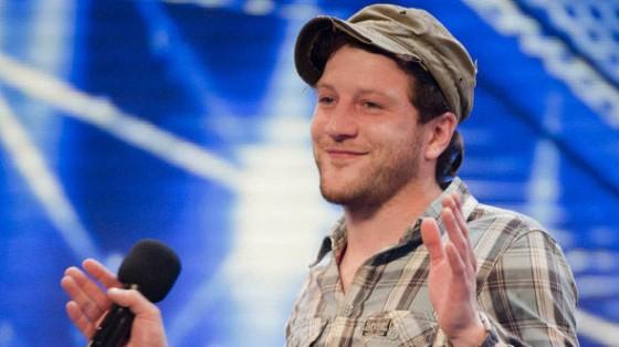 En tam fløtepus som vant X Factor over hos britene i år thumbnail