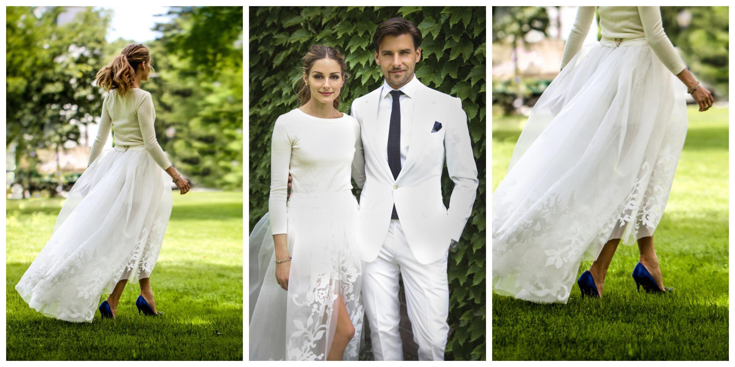 Olivia Palermo Wedding.Collage So Sue Me