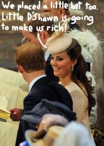 Royal baby name betting ladbrokes betting manchester united v chelsea betting tips