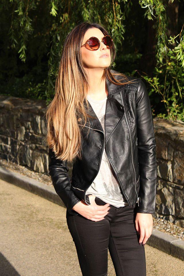 sleek hair 1