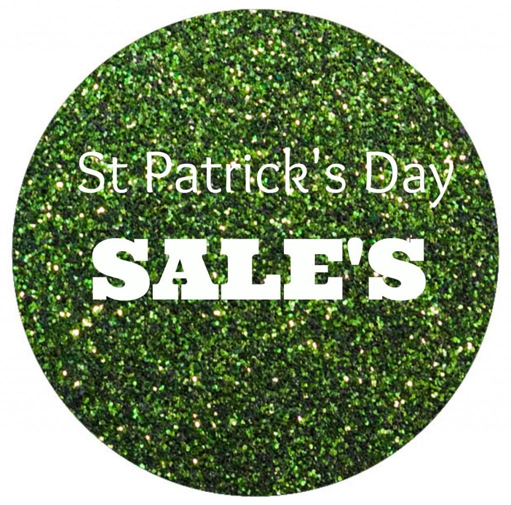 St Patricks Day sales