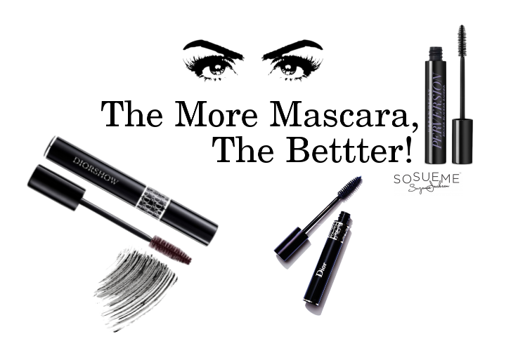 3031ef67c35 There are SO many different mascaras out there and while we are told the  reason behind the various different formulas, what's the reason behind each  of the ...