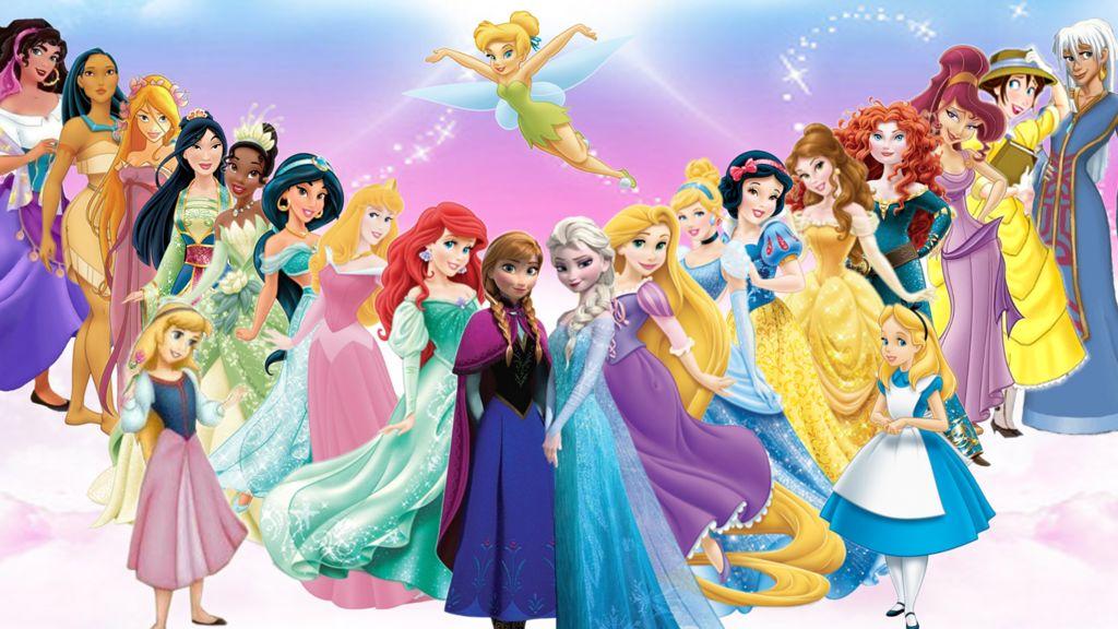 Disney princesses | So Sue Me