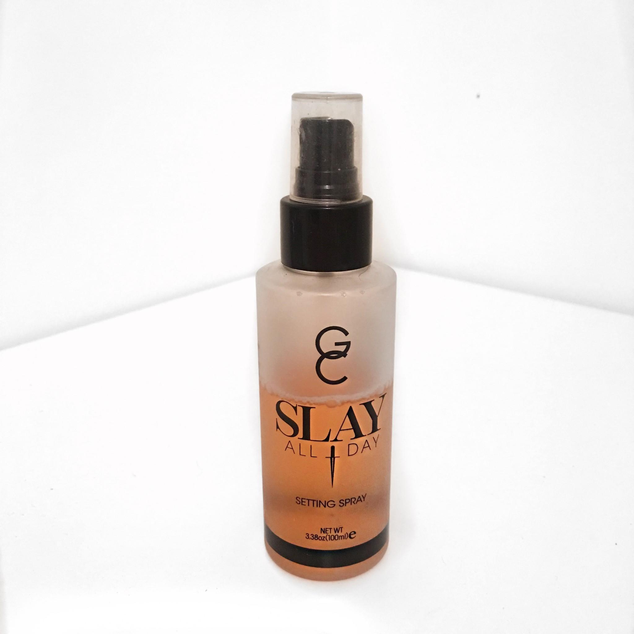 slay setting spray review