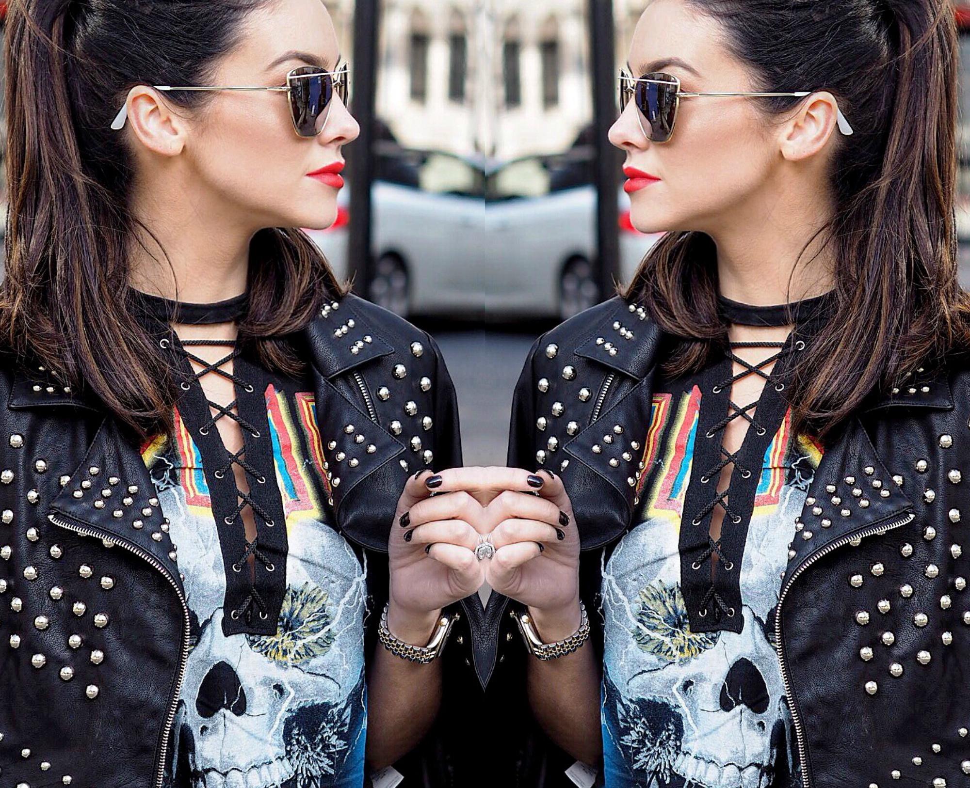 suzanne jackson london fashion week makeup