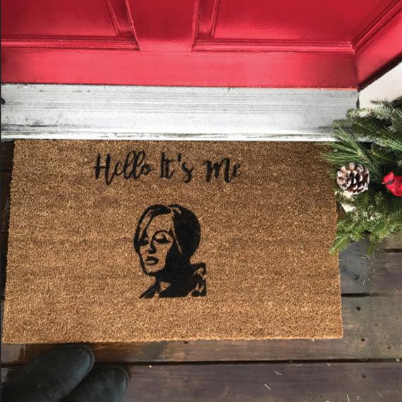 Adele door mat