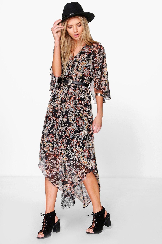 boho dress 1