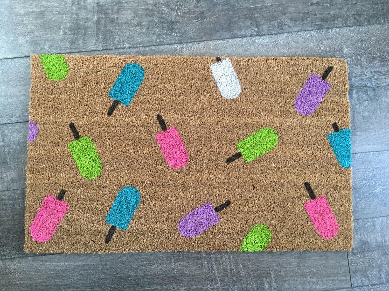 icecream doormat