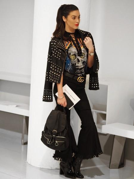 suzanne jackson london fashion week