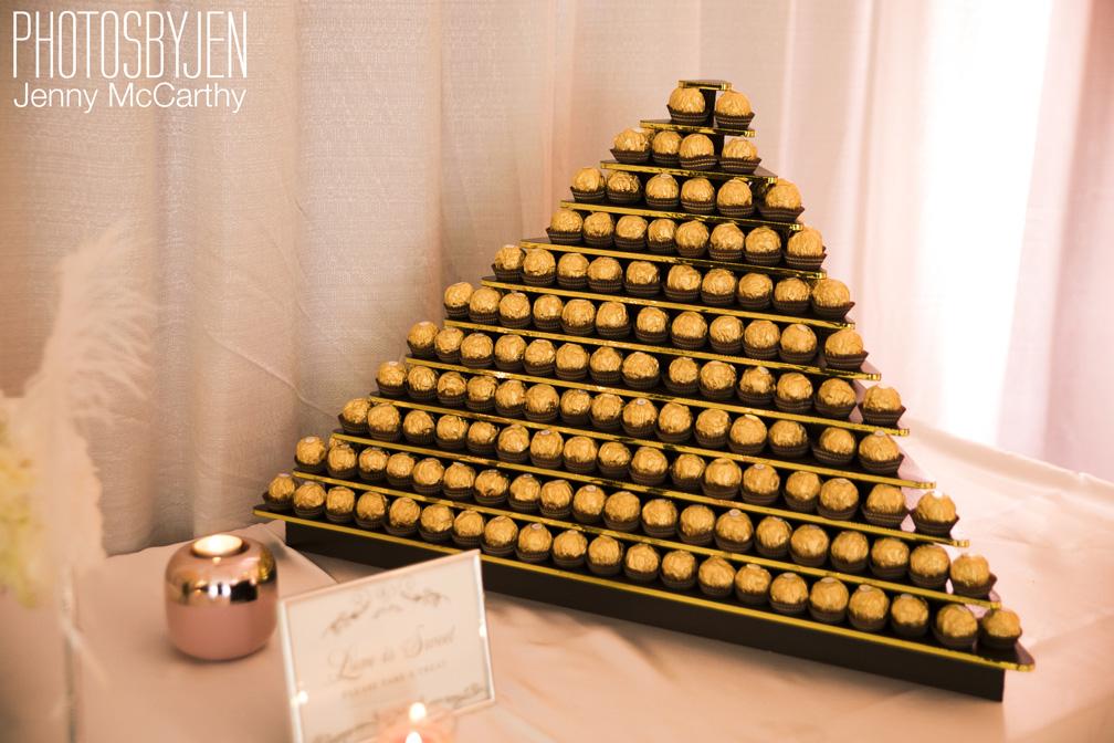 sosueme wedding pyramid