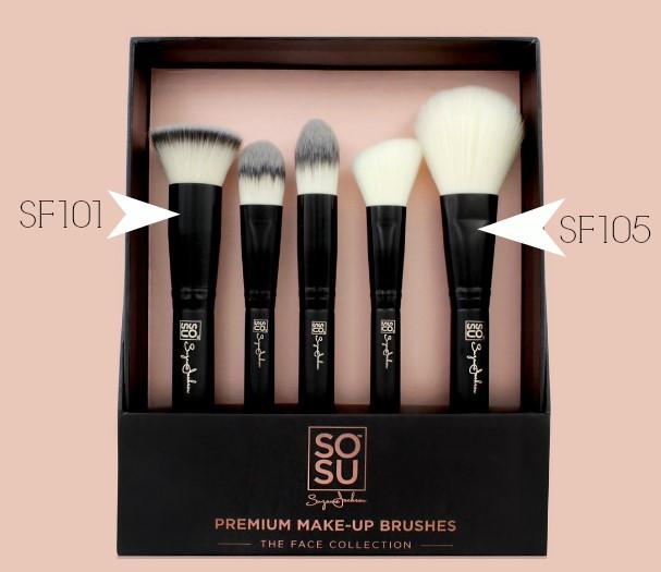 SOSU Brushes